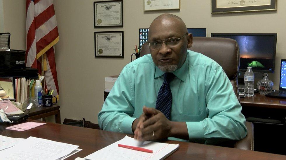 District Attorney Greg Edwards