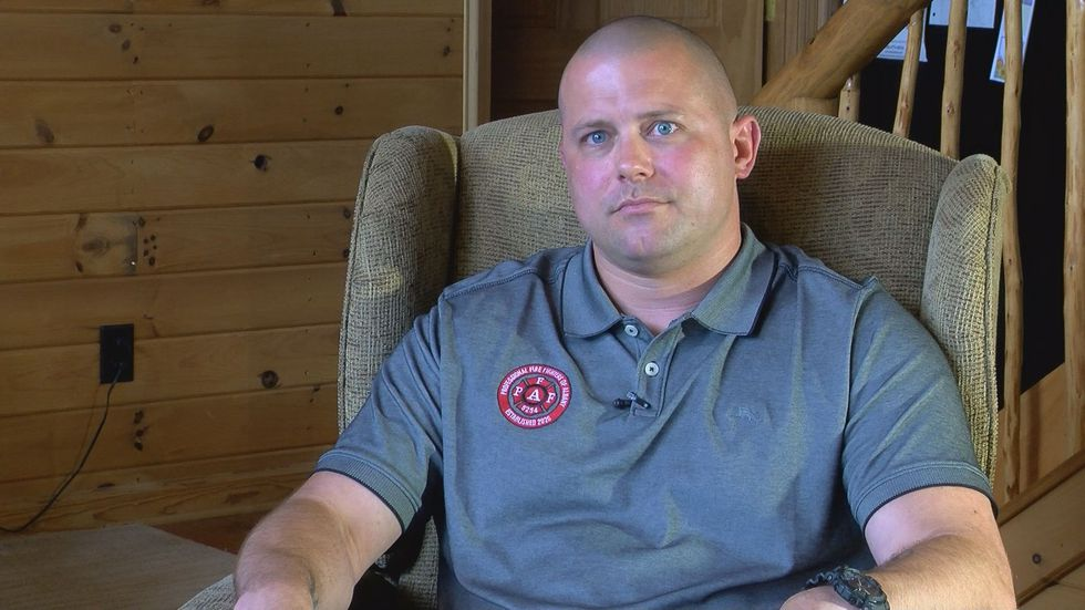 James Gibney is a union representative and former Albany firefighter.