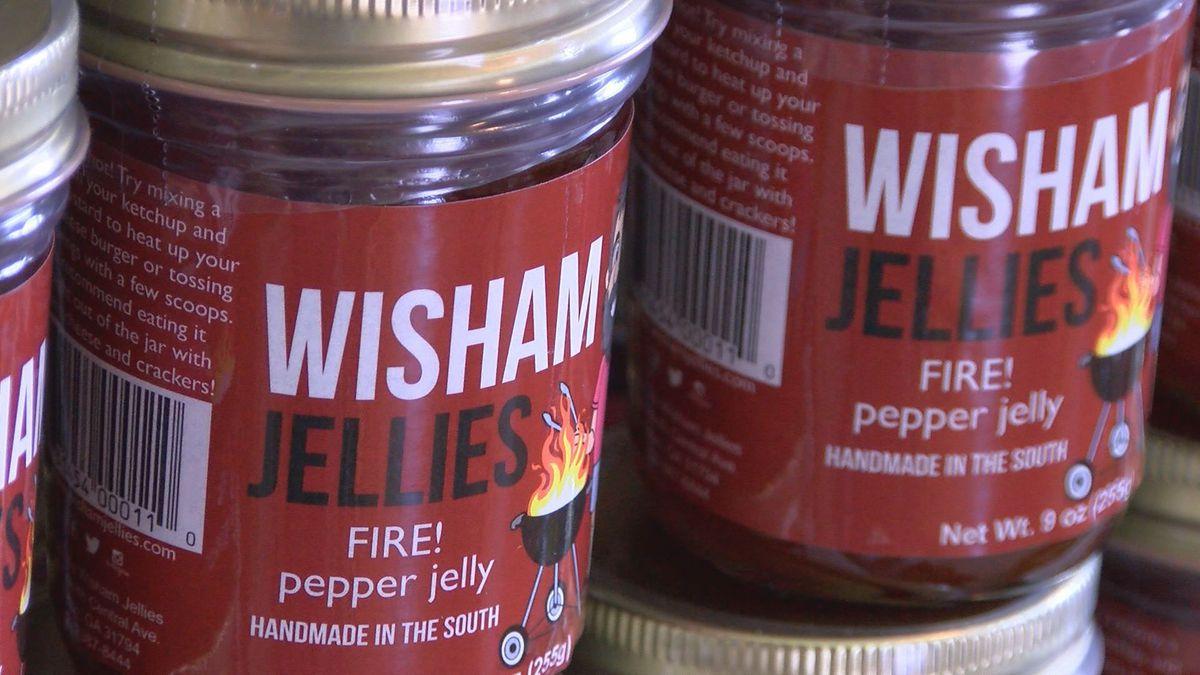 Wisham was named as a finalist (Source:WALB)