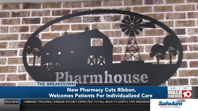 The Breakdown: New Pharmacy Cuts Ribbon, Welcomes Patients for Individualized Care
