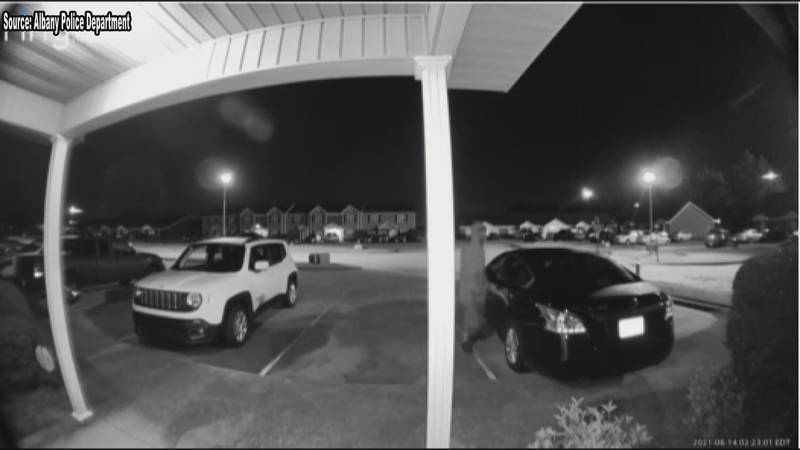 Surveillance from the weekend