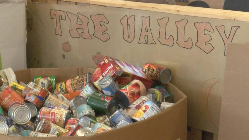"""""""Feeding the Valley"""" says food drives are needed now more than ever."""