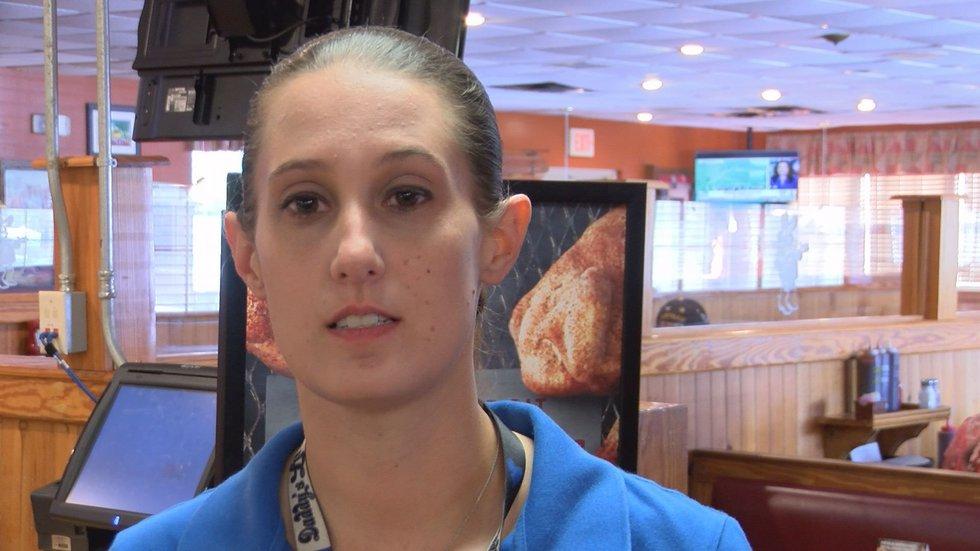 Sonny's BBQ Restaurant Manager Toni Doss (Source: WALB)