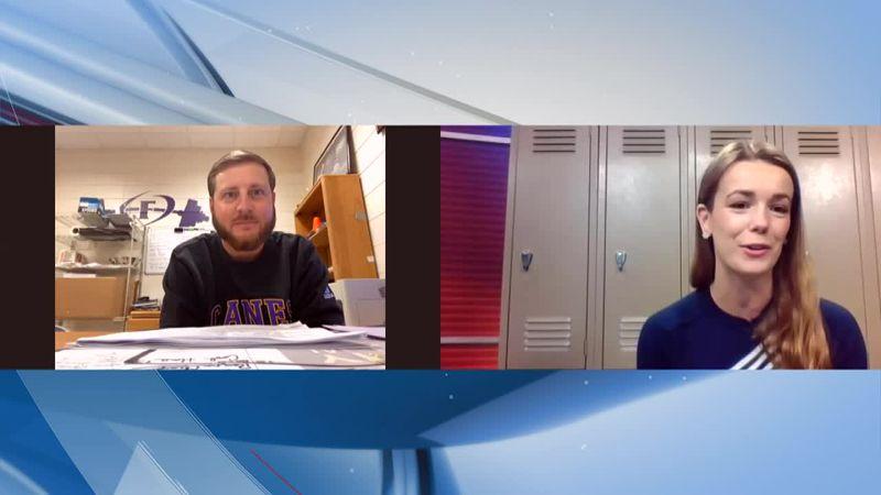 Sports Talk with Paige Dauer - Fitzgerald Purple Hurricanes