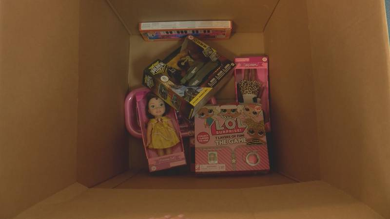The Calhoun County Sheriff's Office is collecting toys for children in the community who might...