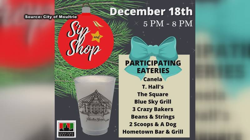 City to Bring Community Out For Christmas Shopping Event