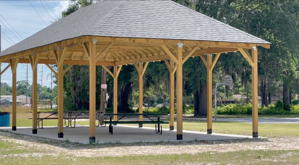 Four parks in Valdosta have been renovated.