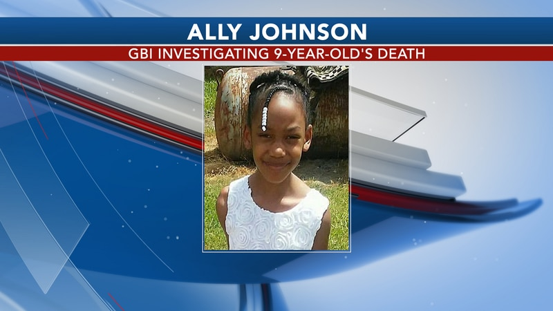Ally Johnson, 9, was found stabbed to death at a Tifton apartment complex. The Georgia Bureau...