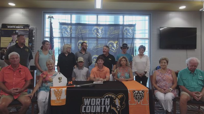 Worth County's Worth Smith continues baseball career with Mercer University