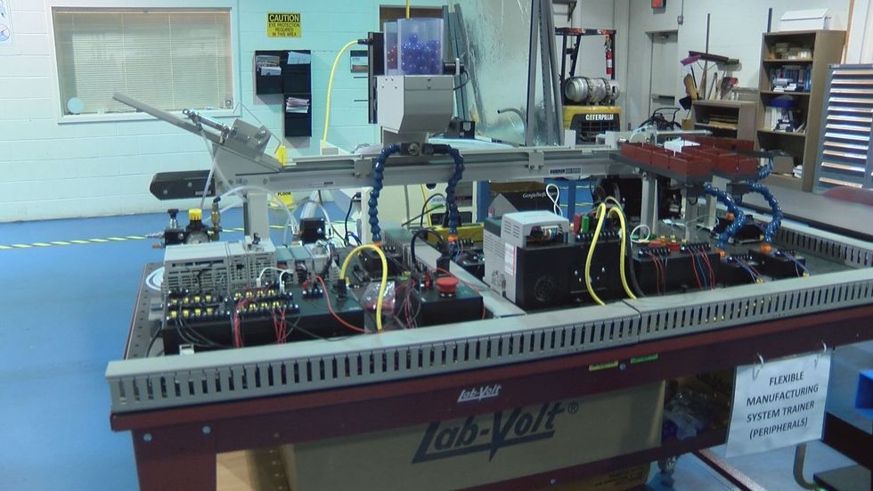 Graduates go on to work for local industries like P&G, Miller Coors and MCLB (Source: WALB)