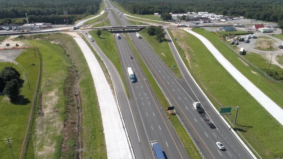 A portion of Interstate-75 in Lowndes County will be closed for several weeks due to a...