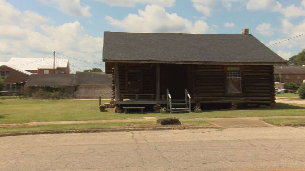 The fall festival will be adjacent to the historic log cabin on Seventh Avenue and Stonewall...