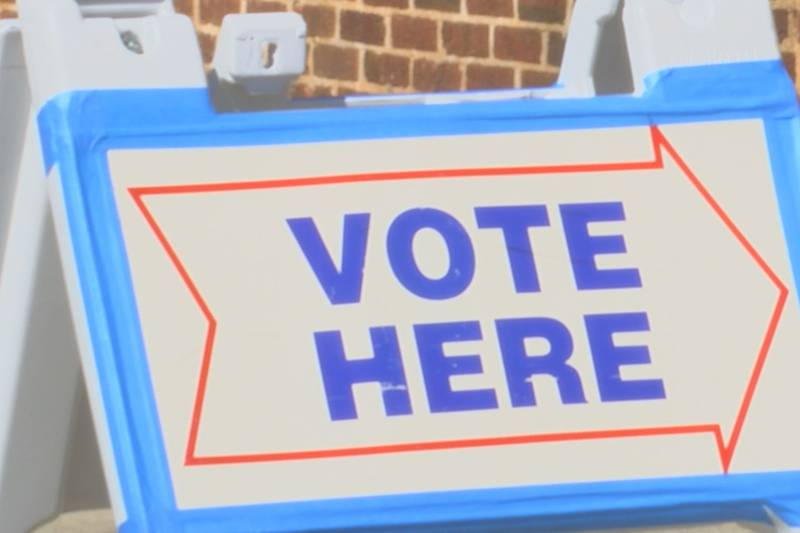 First day of early weekend voting is October 16th