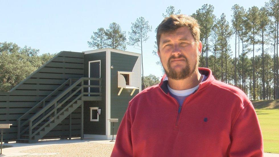 Jay Knight Public Works Superintendent