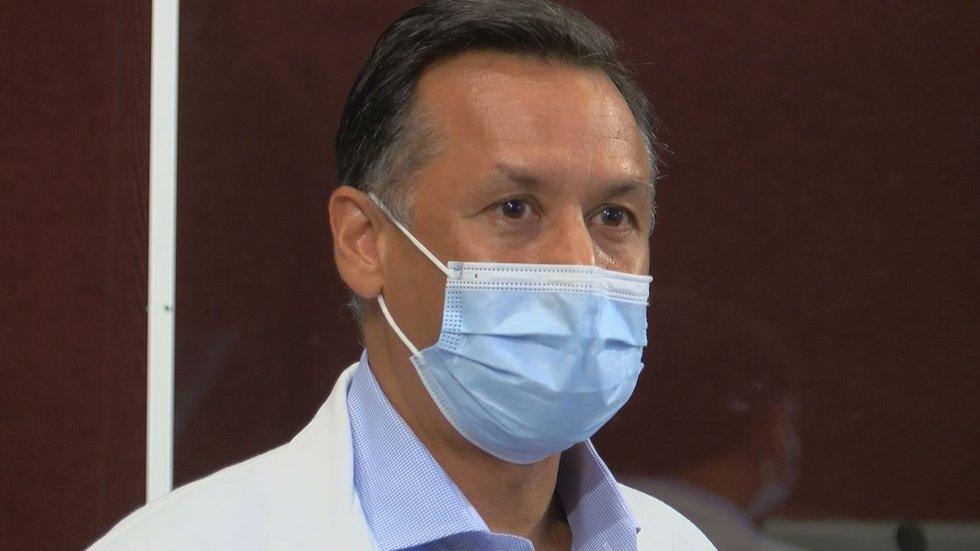 Dr. Suresh Lakhanpal, CEO of Phoebe Physicians