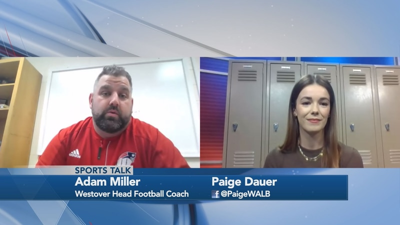 Sports Talk with Paige Dauer: Westover Football
